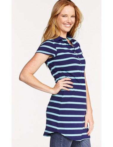 Breastfeeding sporty dress EVELYN